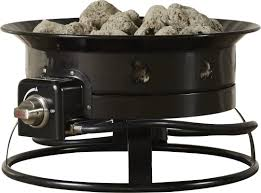Patio Fire Pit Propane Heininger Heininger Portable Propane Outdoor Fire Pit U0026 Reviews