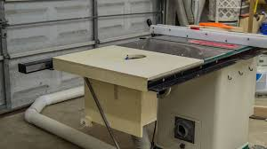table saw router table table saw extension wing for a router lift 188 youtube