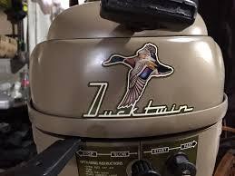 vintage evinrude 3 hp ducktwin outboard boat motor u2022 1 300 00