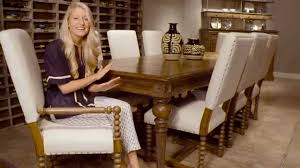 new bohemian dining table 450653 by universal furniture youtube