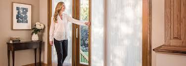 Patio Door Internal Blinds by Doors U0026 Windows With Built In Blinds Marvin Family Of Brands