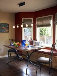 Transitional Pendant Lighting Kitchen - bay window seat transitional london with oak bunk beds