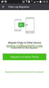 android migrate transfer wechat chat history to new phone