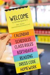 the 25 best kindergarten welcome letter ideas on pinterest