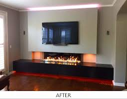 projects ams fireplace inc
