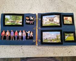 magnetic pages photo album whistling prairie book is done