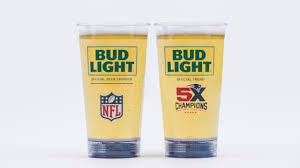 bud light touchdown glass app this special bud light glass will light up after every patriots td