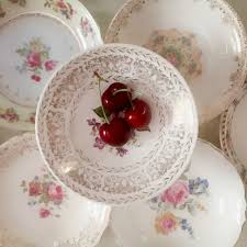 tableware rental vintage china southern vintage table