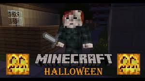 halloween michael myers minecraft movie youtube