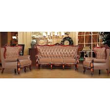 collection in wood and leather sofa leather sofa wooden frame most