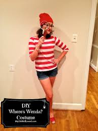 wanda halloween costume diy where u0027s wenda costume my life well loved