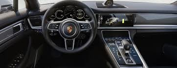 porsche concept interior start the new porsche panamera turbo s e hybrid