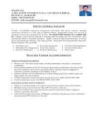 Best Engineer Resume by Hotel Maintenance Engineer Sample Resume Uxhandy Com