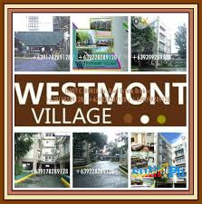 westmont village rent to own condo sucat paranaque real estate