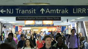 thanksgiving weekend travel mta nj transit amtrak service