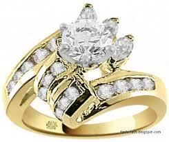 golden diamond rings images Bridal rings gold ring white gold rings diamond rings designs jpg