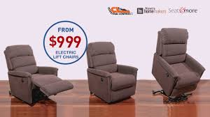 Lazy Boy Lift Chairs La Z Boy Furniture Sale On Now At Corrimal Lounges Youtube