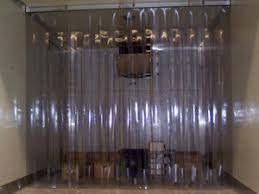 Overhead Door Curtains Industrial Curtains Pvc Industrial Curtain And Insulator Curtain