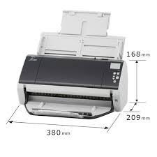petit scanner de bureau fujitsu fi 7460 scanner recto verso 60 ppm avec chargeur