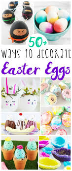 decorative easter eggs for sale 50 ways to decorate easter eggs sugar spice and glitter