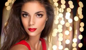 find your perfect christmas party makeup style
