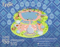 Printable Map Of Disney World by Top Ways To Celebrate Easter At Disney World