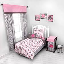 Sports Toddler Bedding Sets Bacati Elephants 4 Toddler Bedding Set 100 Cotton Percale