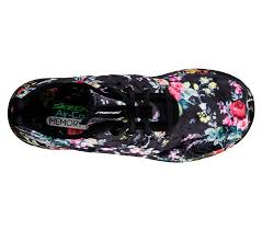 women u0027s skechers burst hit the town 12303 black multi 80 55