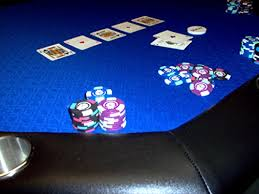 card game table cloth suited speed cloth royal blue texas holdem poker table cloth