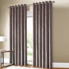 Deep Red Velvet Curtains Curtains And Curtain Accessories Living Room Dunnes Stores