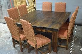 table de cuisine 8 places table de cuisine carree maison design wiblia com