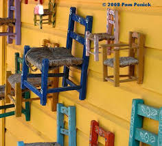 Mexican Chairs Milk Paint Over Oil Based Primer
