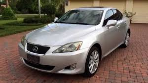 lexus 250 is 2006 sold 2006 lexus is250 awd sedan for sale by autohaus of naples