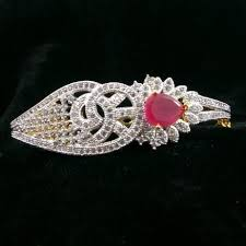 diamond bracelet ladies images Traditional indian ad ruby stone wedding gold plated ladies jpg