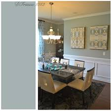 Popular Dining Room Colors Loving Lennar S Models In Lawson Decorating By Donna Color Expert