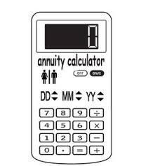 joint survivor annuity tables annuity calculator canada s annuity calculator lifeannuities com