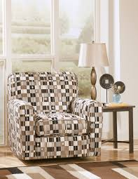 furniture elegant armchair design with comfortable swivel accent