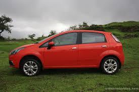 fiat punto 2014 fiat punto evo sport 90 hp diesel review side profile indian