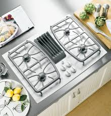 Downdraft Cooktops Best Downdraft Cooktop Lcd Enclosure Us