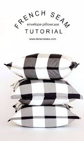 Home Decorating Sewing Projects 35 Diy Pillowcases You Need In Your Bedroom Today Diy