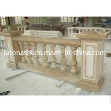 Staircase Banister China Outside Patio Baluster Granite Stone Staircase Banister