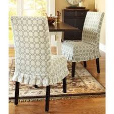 Pier One Dining Room Chairs by Sure Fit Slipcovers Casablanca Rose Dining Chair Moonstone