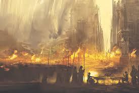 Wildfire Book Summary by Worldbreaker Saga Kameron Hurley