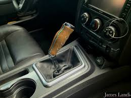 Dodge Challenger Manual - manual hurst pistol grip shift handle oem installed into hurst