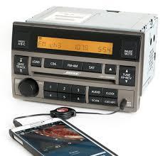 nissan altima 2016 radio nissan 2005 2006 altima am fm 6 disc cd tan bose radio w aux input