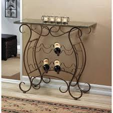 vineyard wine rack table