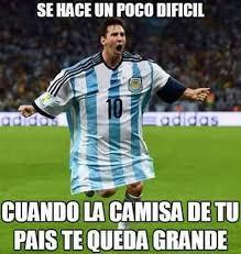 Memes De Messi - los mejores memes sobre messi que dej祿 la final de copa am礬rica