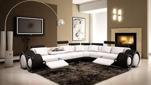 Sectional Reclining Sofas Media Room Sofa And Justin Ii Fabric Reclining Sectional Sofa Home