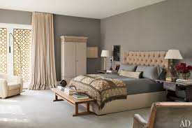 This Modern Bedroom Features Silk Silver Marble Effect by Gray Bedroom U0026 Living Room Paint Color Ideas Photos