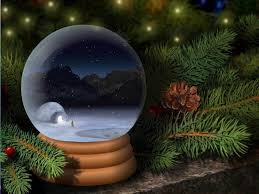christmas snow globe wallpapers christmas snow globe full 4k